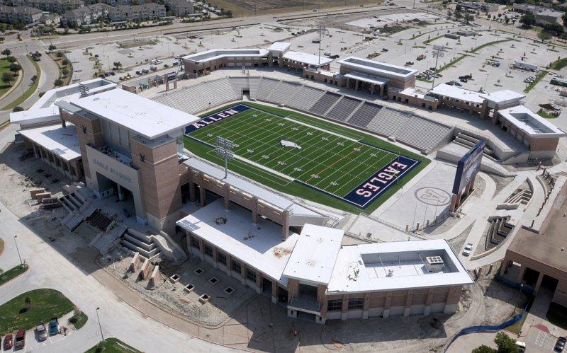 Allen TX Football Stadium