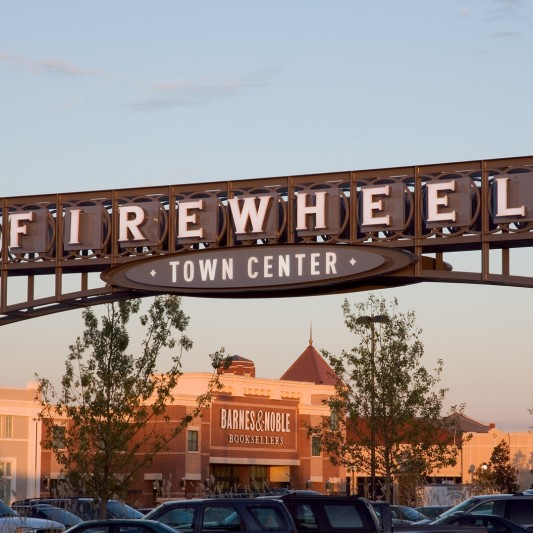 picture of firewheel in garland tx